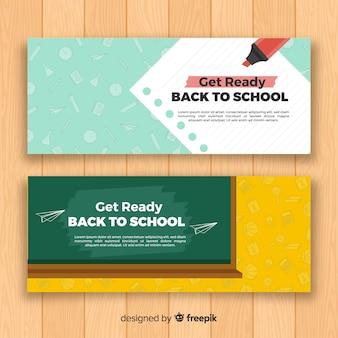 Retour aux bannières scolaires