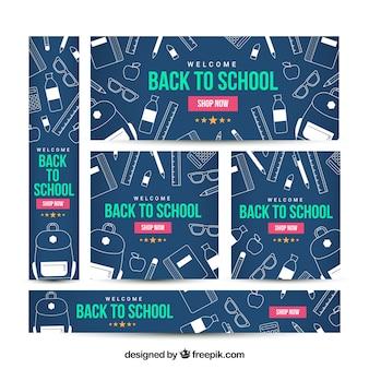 Retour aux bannières web de l'école