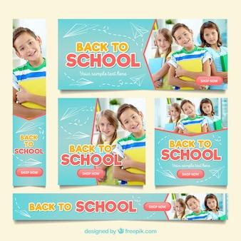 Retour à la collection de bannières scolaires