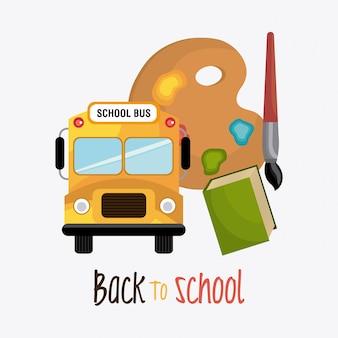Retour à la conception de l'école.