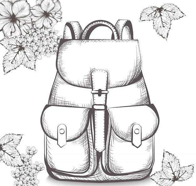 Retour à l'école arrière-plans d'automne