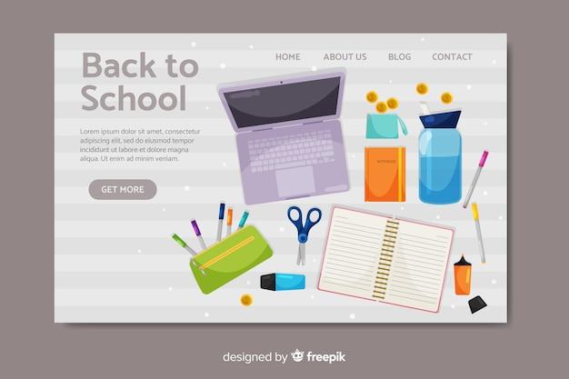 Retour à la page d'accueil de l'école