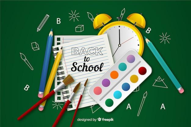Retour réaliste à l'école