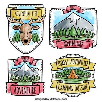 Retrait des badges d'aventure