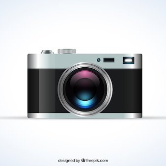 Rétro caméra réaliste