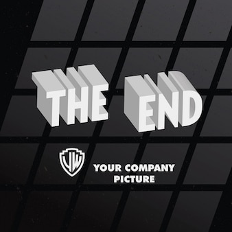 Retro end credits contexte
