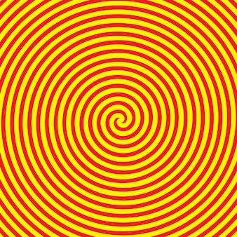 Retro vintage grunge hypnotique background.vector illustration