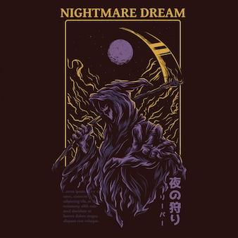 Rêve cauchemar