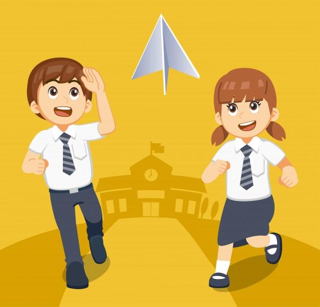 Le rêve des étudiants de réussir leur vie à leur manière.