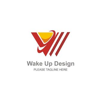 Réveiller le logo de conception