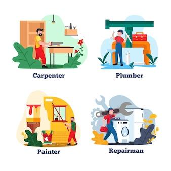 Révocation du ménage pour une nouvelle maison