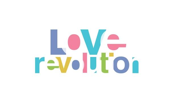 Révolution de l'amour