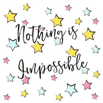 Rien n'est impossible
