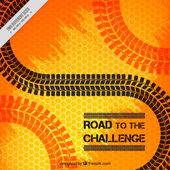 Road to the challenge, fond