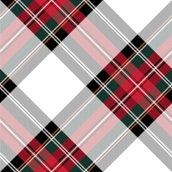 Robe stewart tartan tissu texture transparente motif diagonale