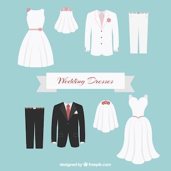 Robes de mariage élégant