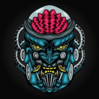 Robot cérébral