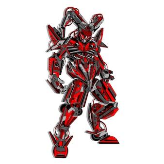 Robot debout