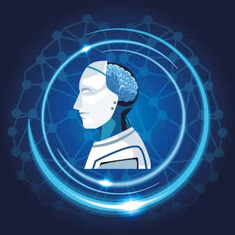 Robot avec intelligence artificielle