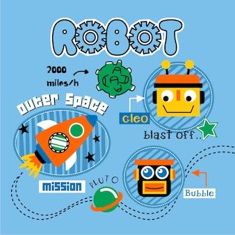 Robot spatial