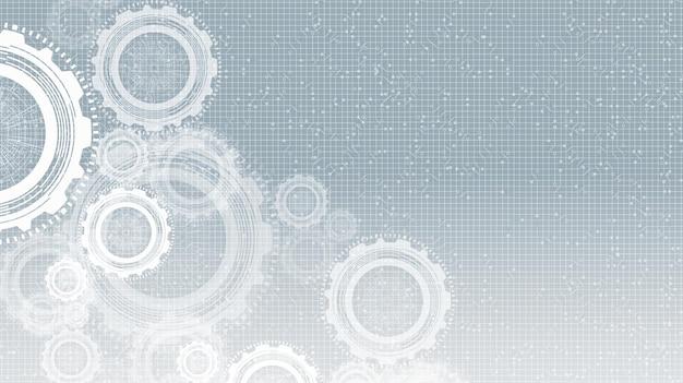 Roue et coq cyber gears