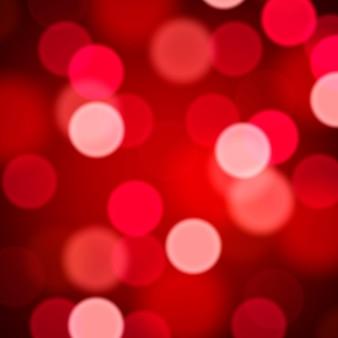 Rouge abstrait défocalisé