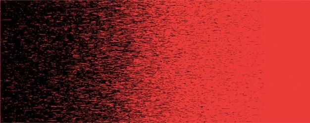 Rouge grunge en détresse texturé