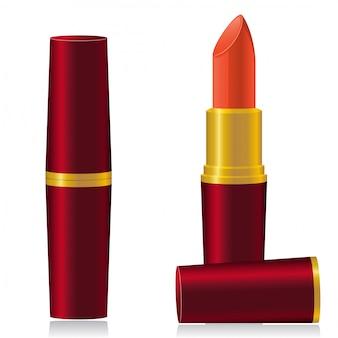 Rouge à lèvres.