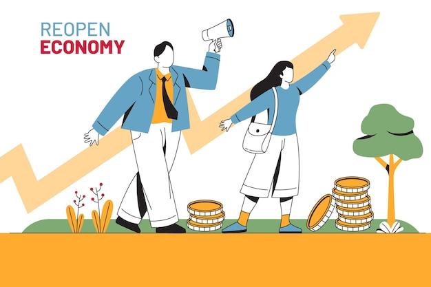 Rouvrir l'économie après le coronavirus