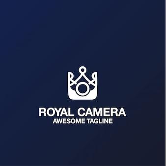 Royal camera logo design inspirations impressionnantes