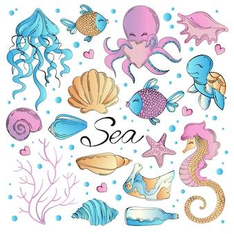 Royaume sous-marin