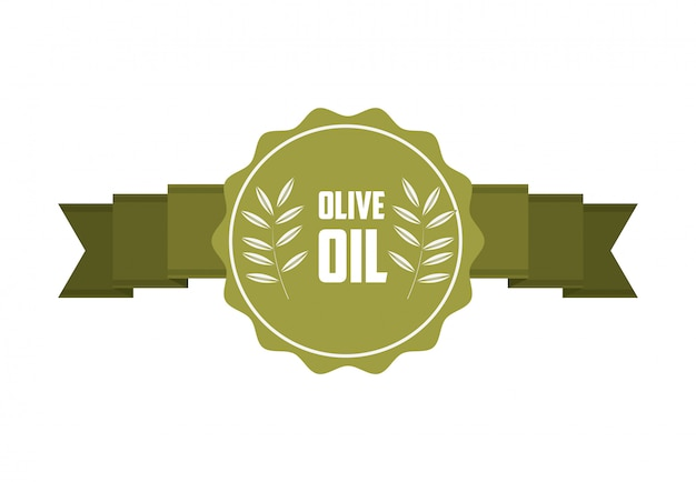 Ruban d'huile d'olive