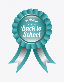 Ruban de retour à l'école