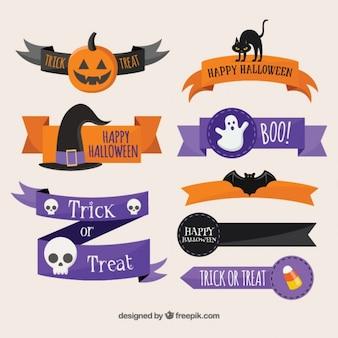 Rubans halloween