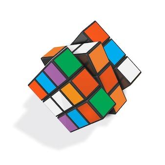 Rubiks cube réaliste