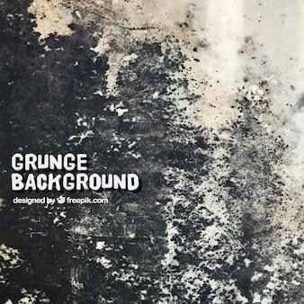 Rugosité noir fond mur