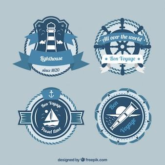 Sailor logo ensemble