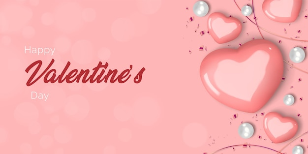 Saint valentin réaliste