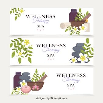 Salon de bien-être et spa