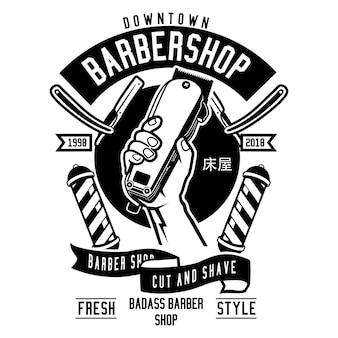 Salon de coiffure du centre-ville
