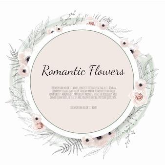 Salutation, modèle d'invitation de mariage carte postale.