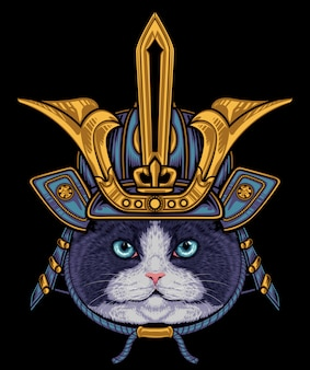 Samouraï chat