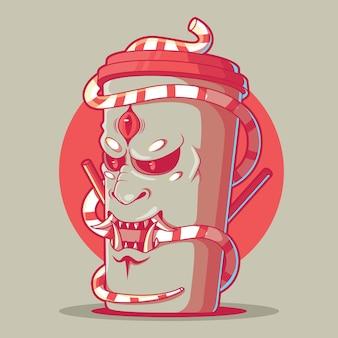 Samurai soda.
