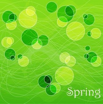 Sans fond de printemps abstraite