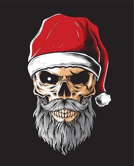 Santa pirate vector