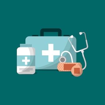 Santé des équipements médicaux d'urgence