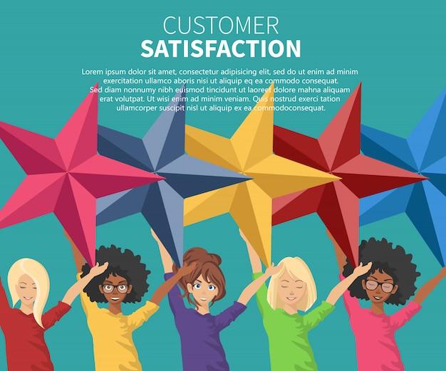 Satisfaction du client