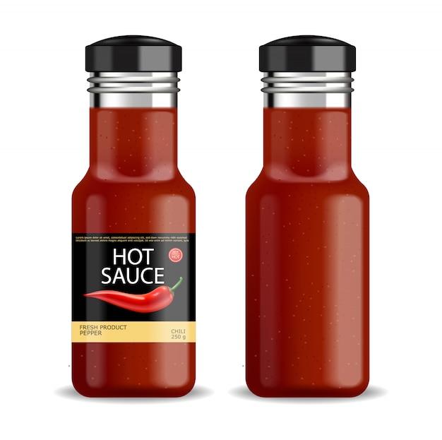 Sauce chili chaude
