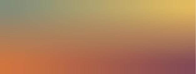 Sauge, freesia, mandarine, illustration vectorielle de fond d'écran dégradé marron.