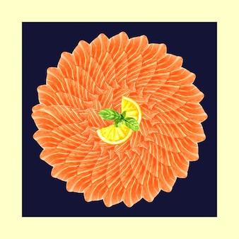 Saumon japonais
